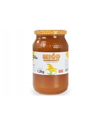 miód nawłociowy 1,2 kg