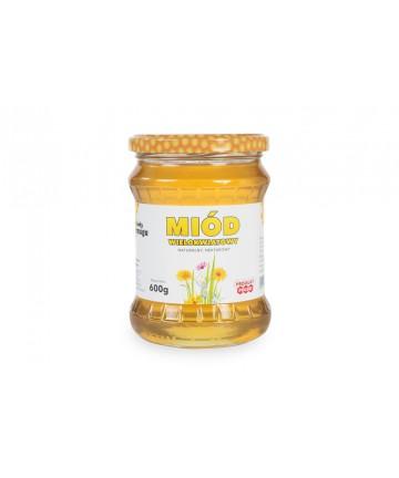 miód wielokwiatowy 0,6 kg