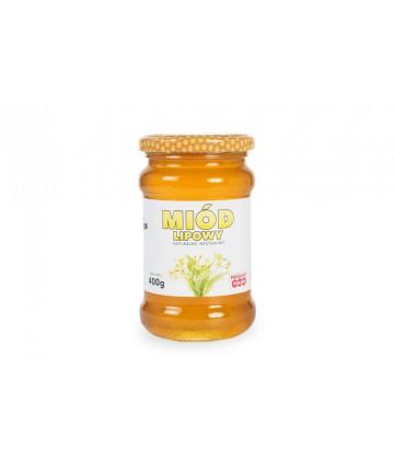 miód lipowy 0,4 kg