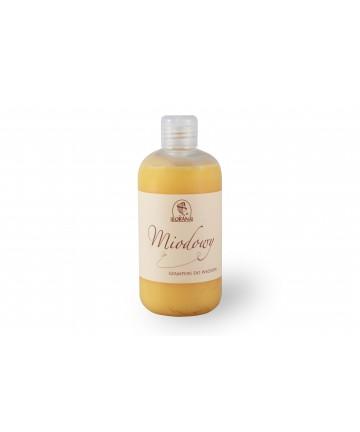 Miodowy szampon do włosów