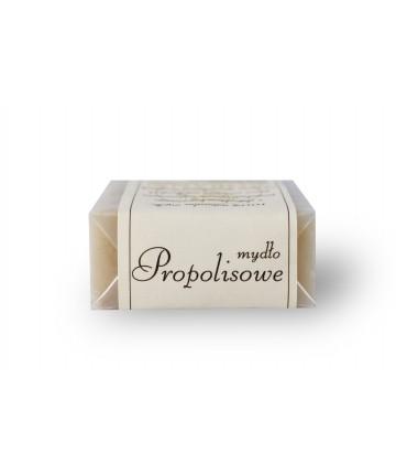 Mydło propolisowe